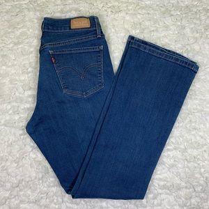 Levi's 515 bootcut jeans size 6